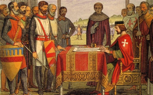 magna carta nobles