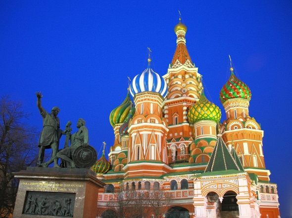 st-basils-cathedral-moscow-russia