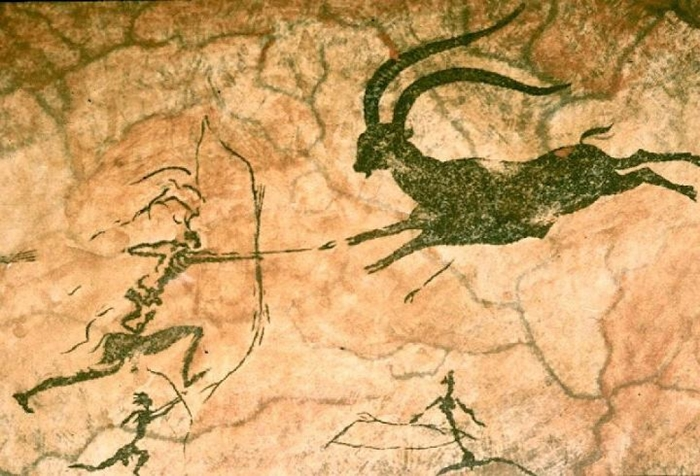 Man Cave Art : Early man cave paintings pixshark images