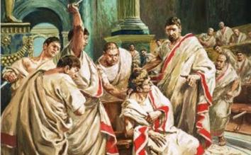 assassination julius