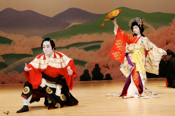 a study and understanding of kabuki Another thing you should know about kabuki is that is it not your typical comic book fair the wikipedia entry describes it well : unlike most comic series, the plot of kabuki moves very little .