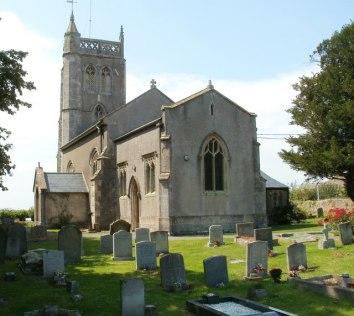 Geograph_3131806_Locking_village_church