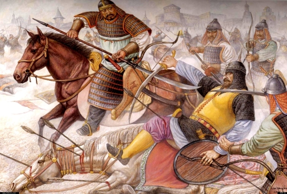 Mongols in Egypt