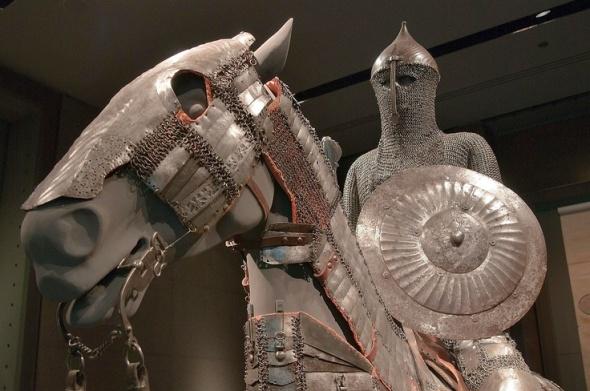 turkic armor