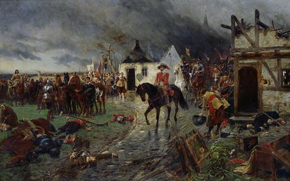 Wallenstein-A-Scene-of-the-Thirty-Years-War-xx-Ernest-Crofts