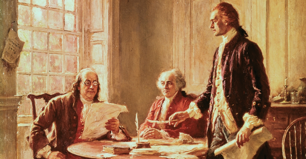 the enlightenment influence on the american revolution The enlightenment in europe came on the  against parliament and britain nearly a century later in the american revolution  of the influence of.