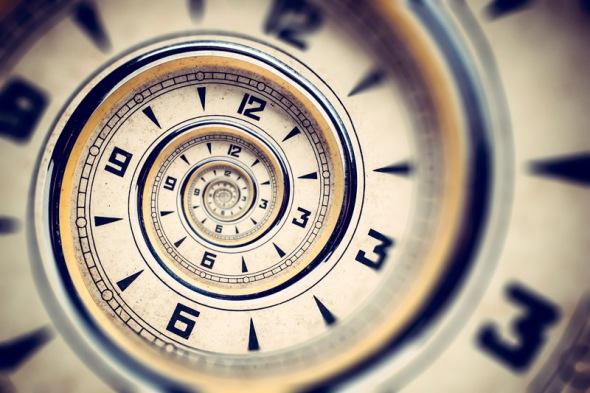 time loop clock