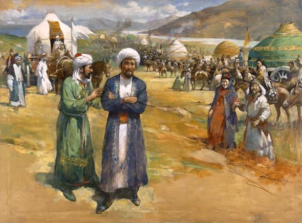 Lesson The Travels Of Ibn Battuta Mrcaseyhistory